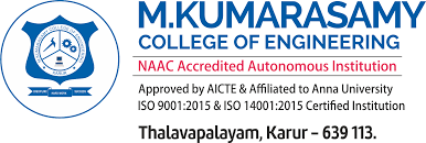 M.Kumarasamy College of Engineering, Karur (TN)